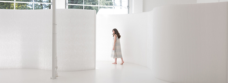 Textile Softwall - Flexible Room Dividers - Modern Partition