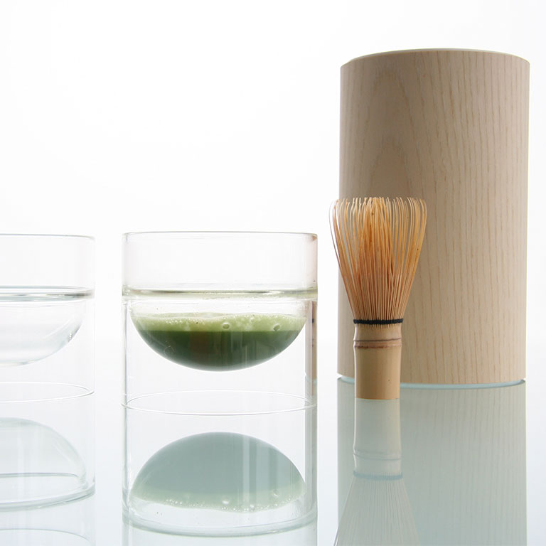 float glassware - Matcha Bowl