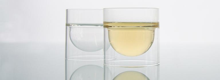float tea cups.