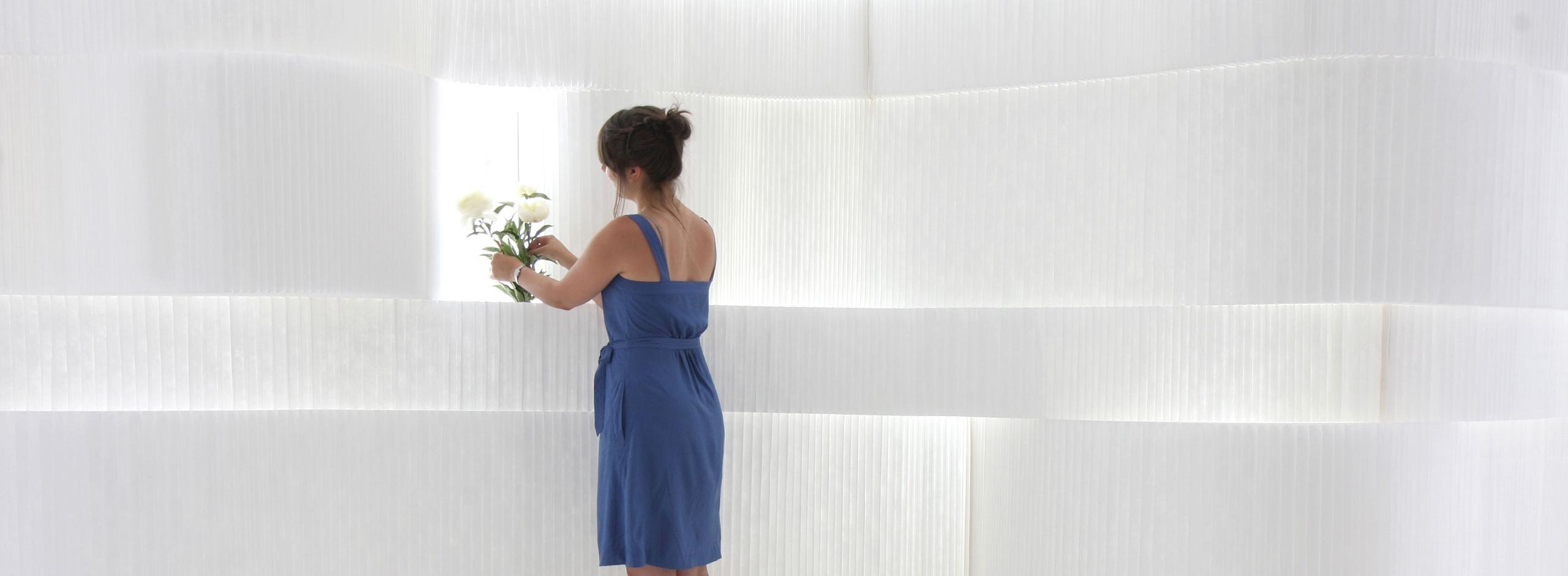 glass vase for paper softblock