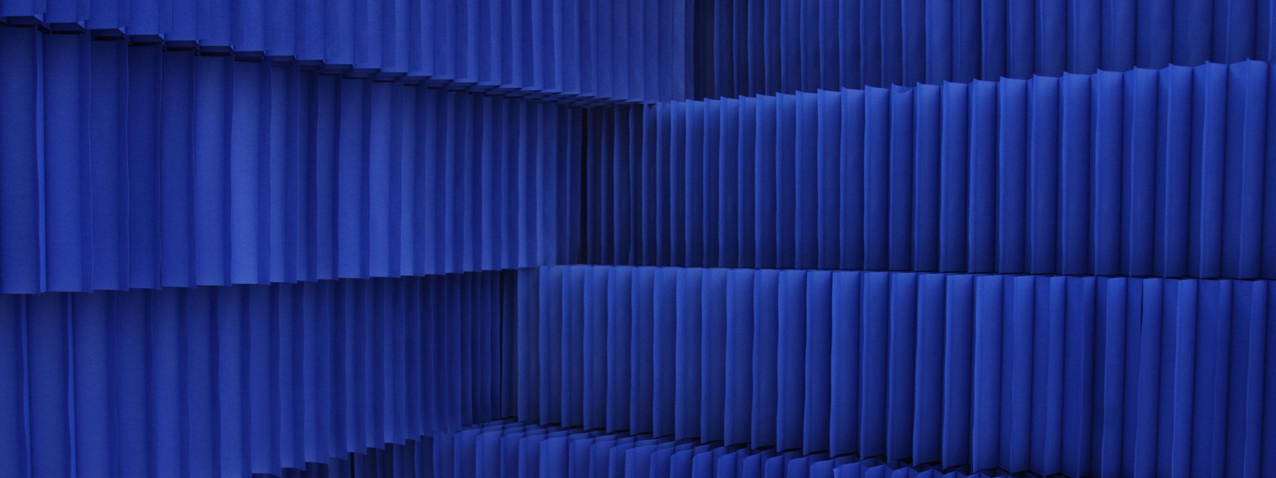 paper softblock / modular room divider
