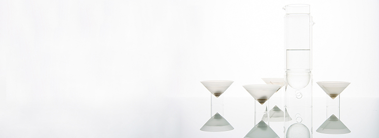 float martini glasses.