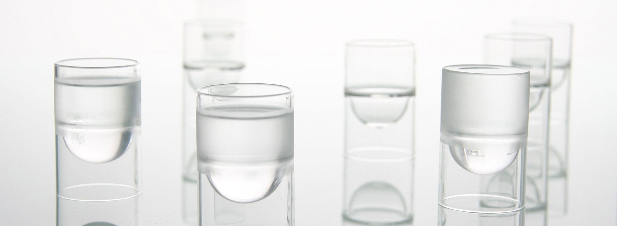 float liqueur glasses