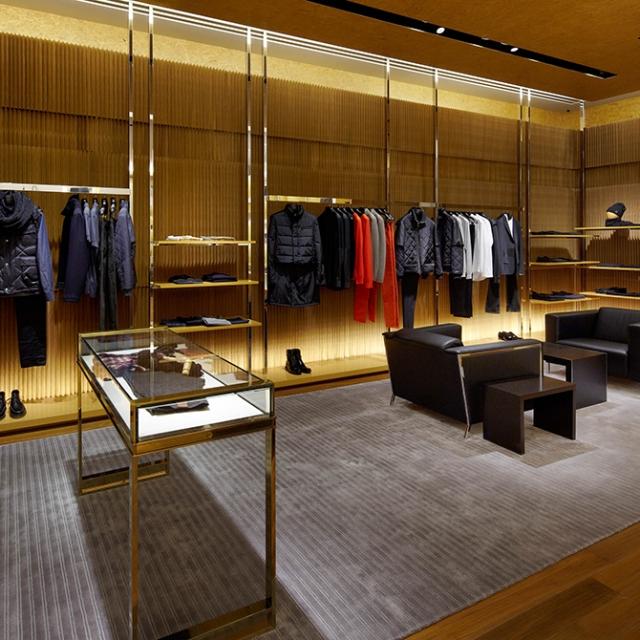 molo brown paper softblocks at Louis Vuitton · Osaka