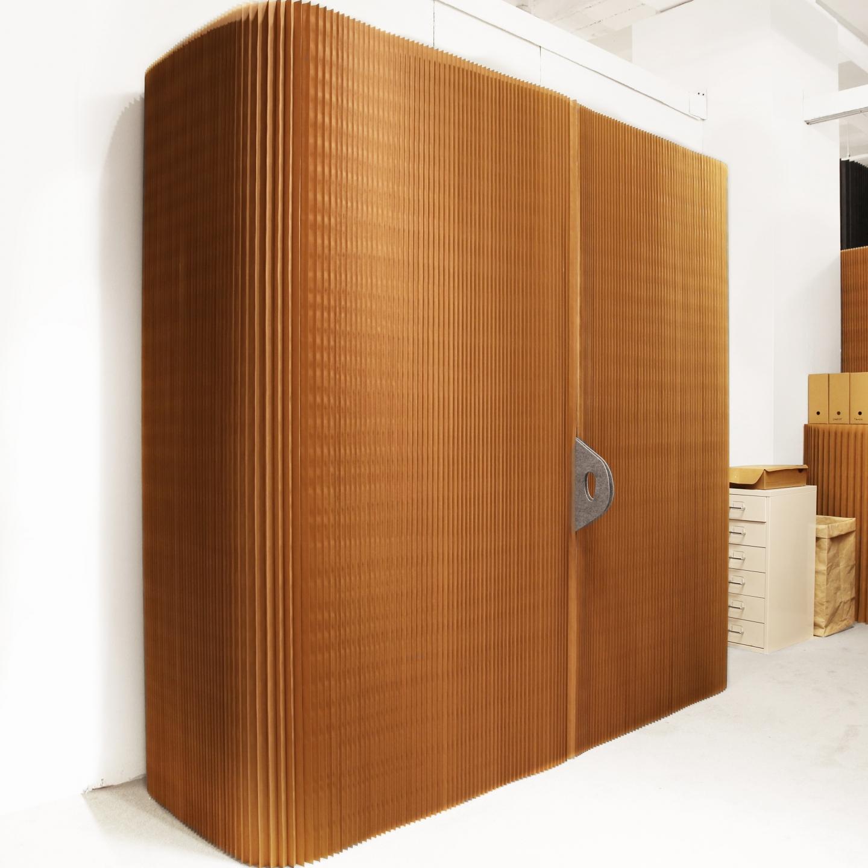 a thinwall closet at Neocon