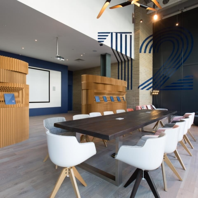 acoustic office wall dividers by molo - london hammersmith grove